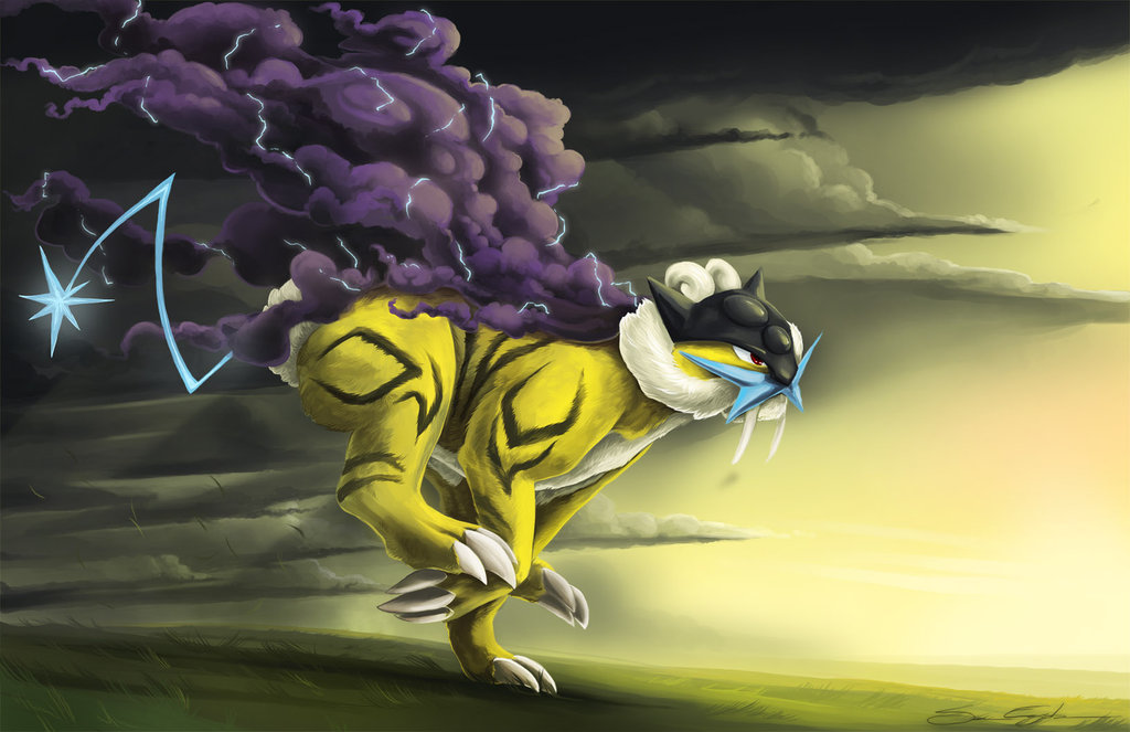 Best Nature For Raikou