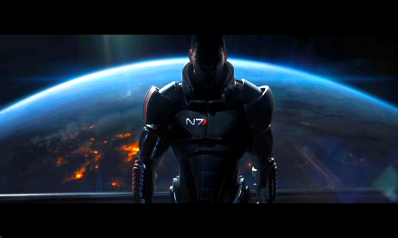 Mass Effect Wallpapers 1280x768