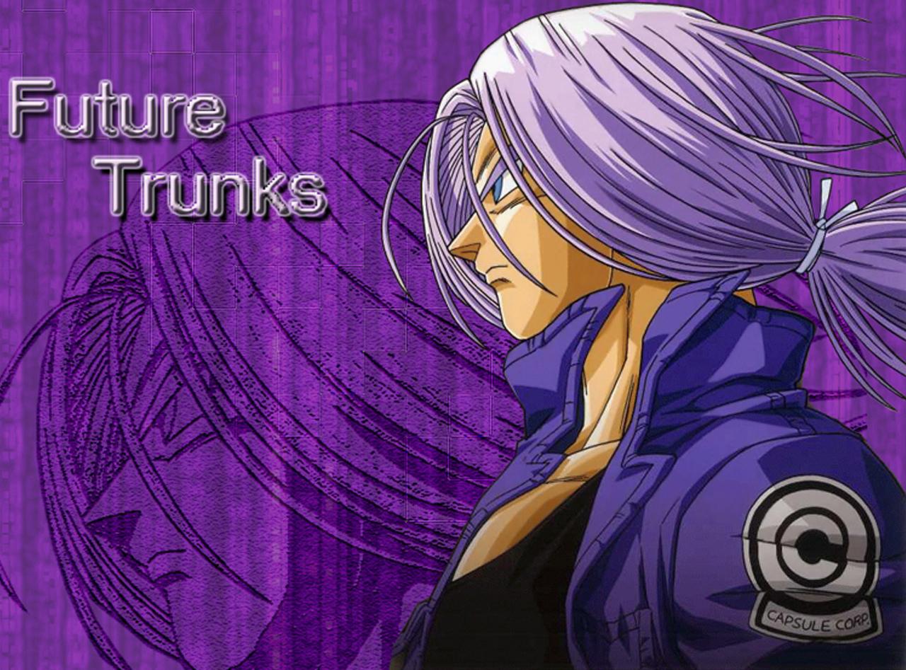 Future Trunks Wallpaper
