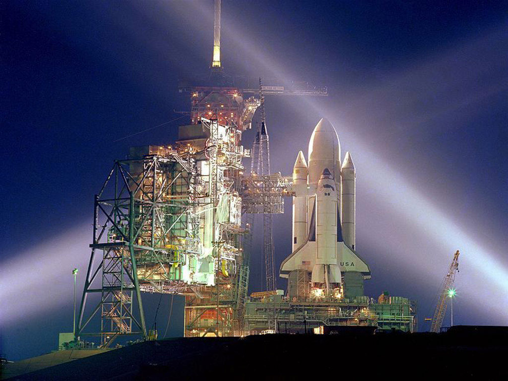 space shuttle wallpaper widescreen which is under the space wallpapers 1024x768