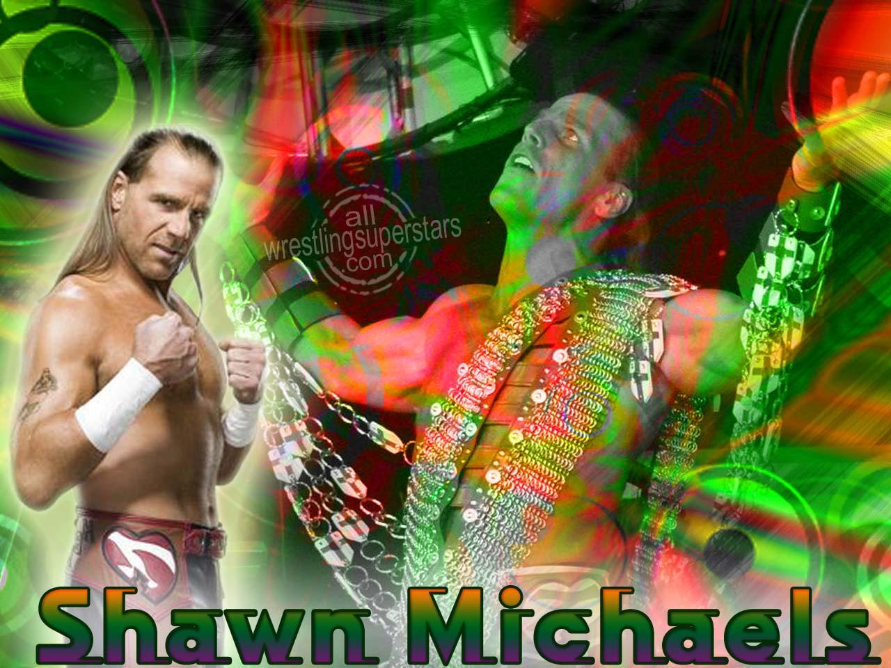 Shawn Michael Wallpapers WWE Superstars 1280x960