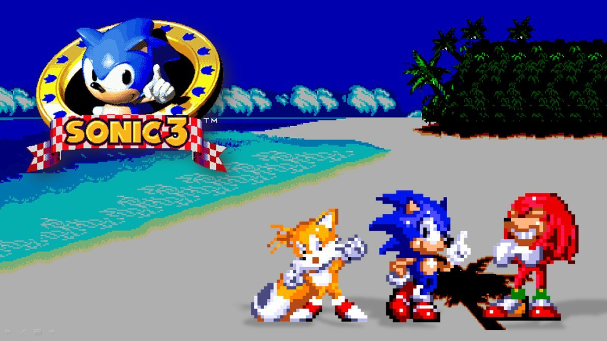 Sonic 3 Wallpaper Wallpapersafari