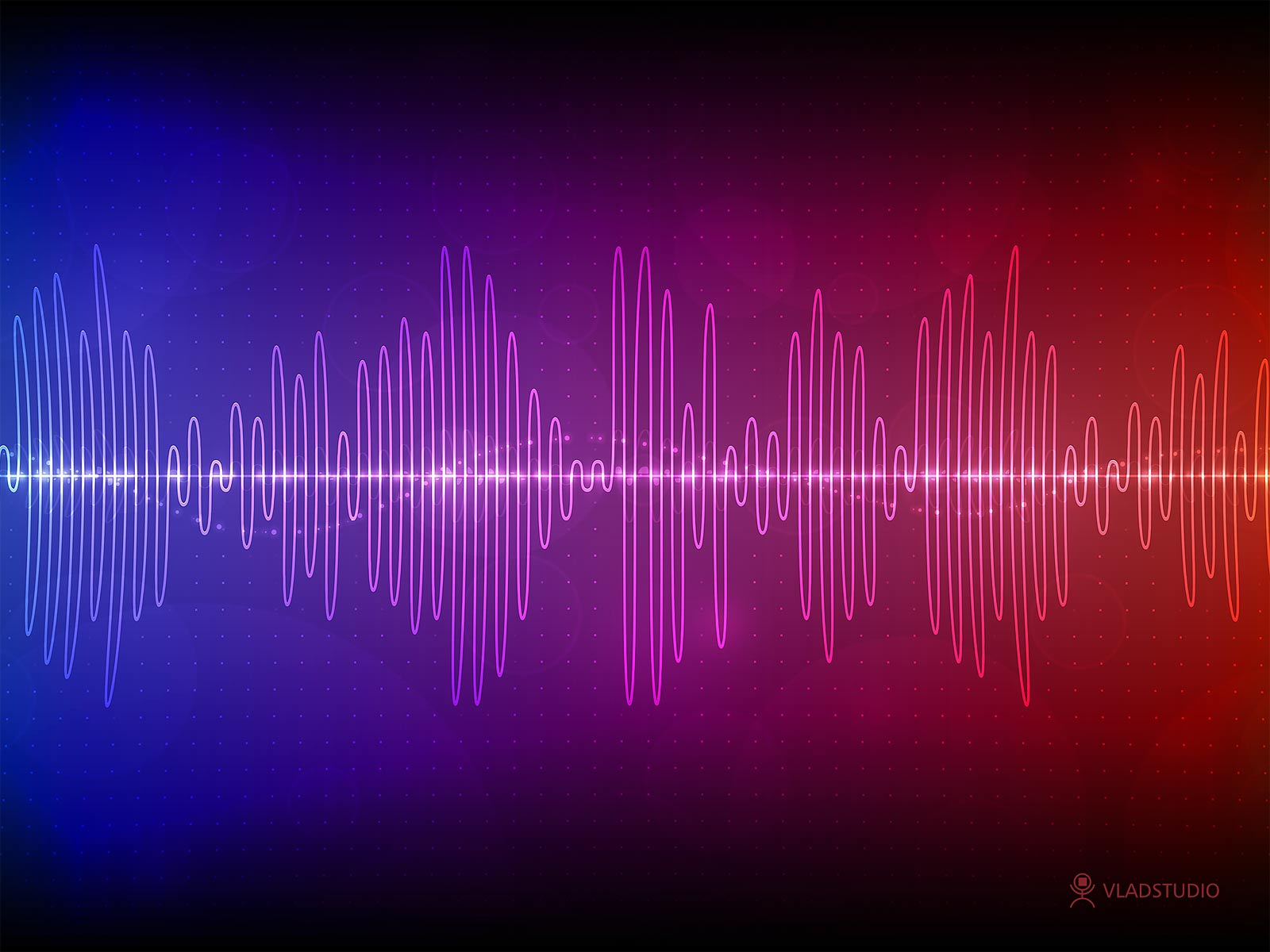 Sound Waves Wallpaper Images amp Pictures   Becuo 1600x1200