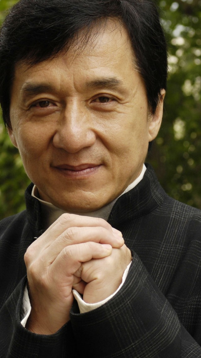 Free Download Wallpaper Jackie Chan 4k Photo Celebrities