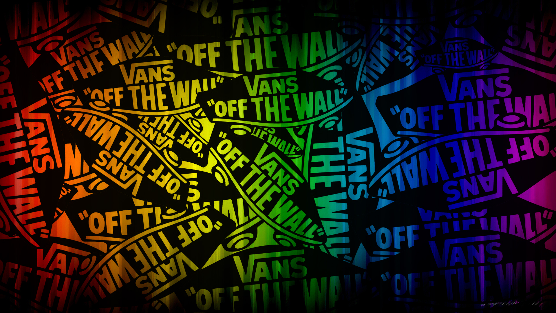 Vans Off the Wall by ceejaydejesus 1920x1080