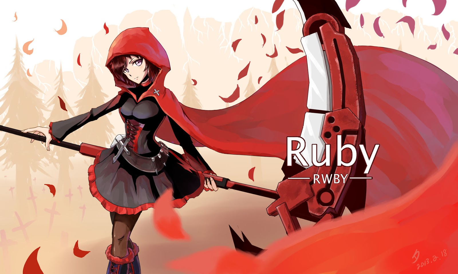 Cool RWBY Wallpapers - WallpaperSafari