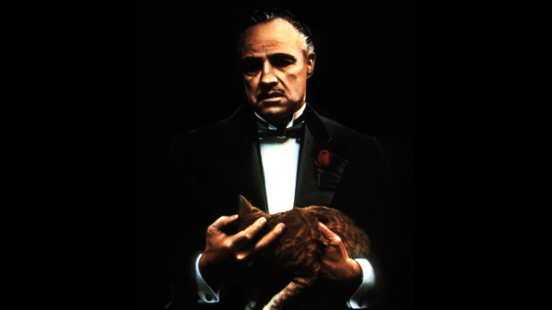 The Godfather Wallpaper 1920x1080 The Godfather Vito Corleone 1920x1080