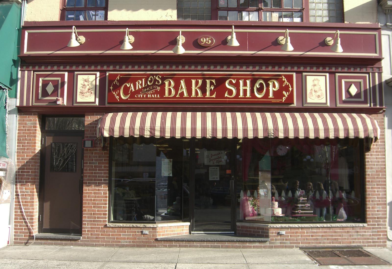 Carlos Bake Shop in Hoboken New Jersey where the series is filmed 1600x1096