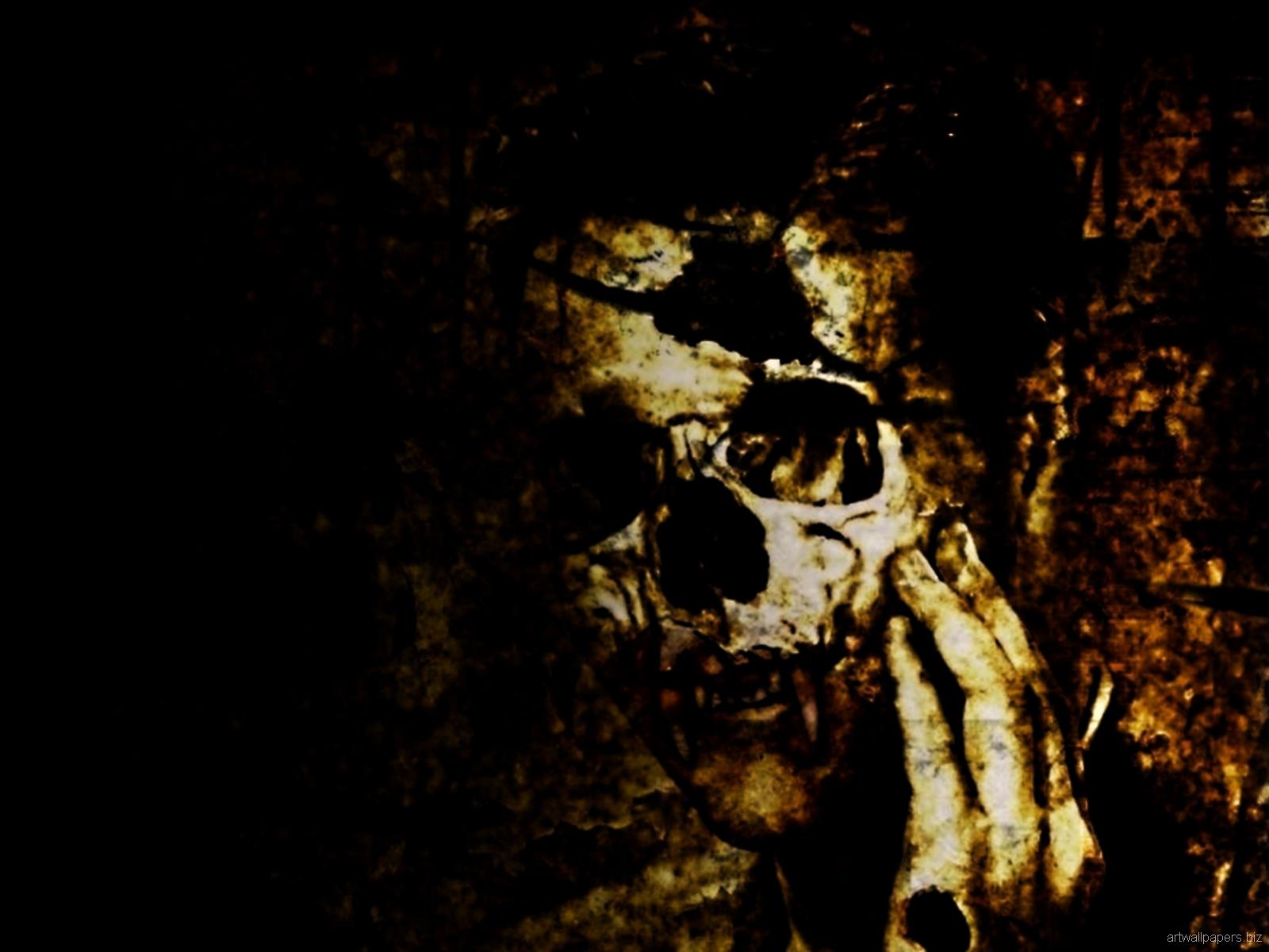 Skull Wallpaper Related Keywords amp Suggestions   Skull 1600x1200