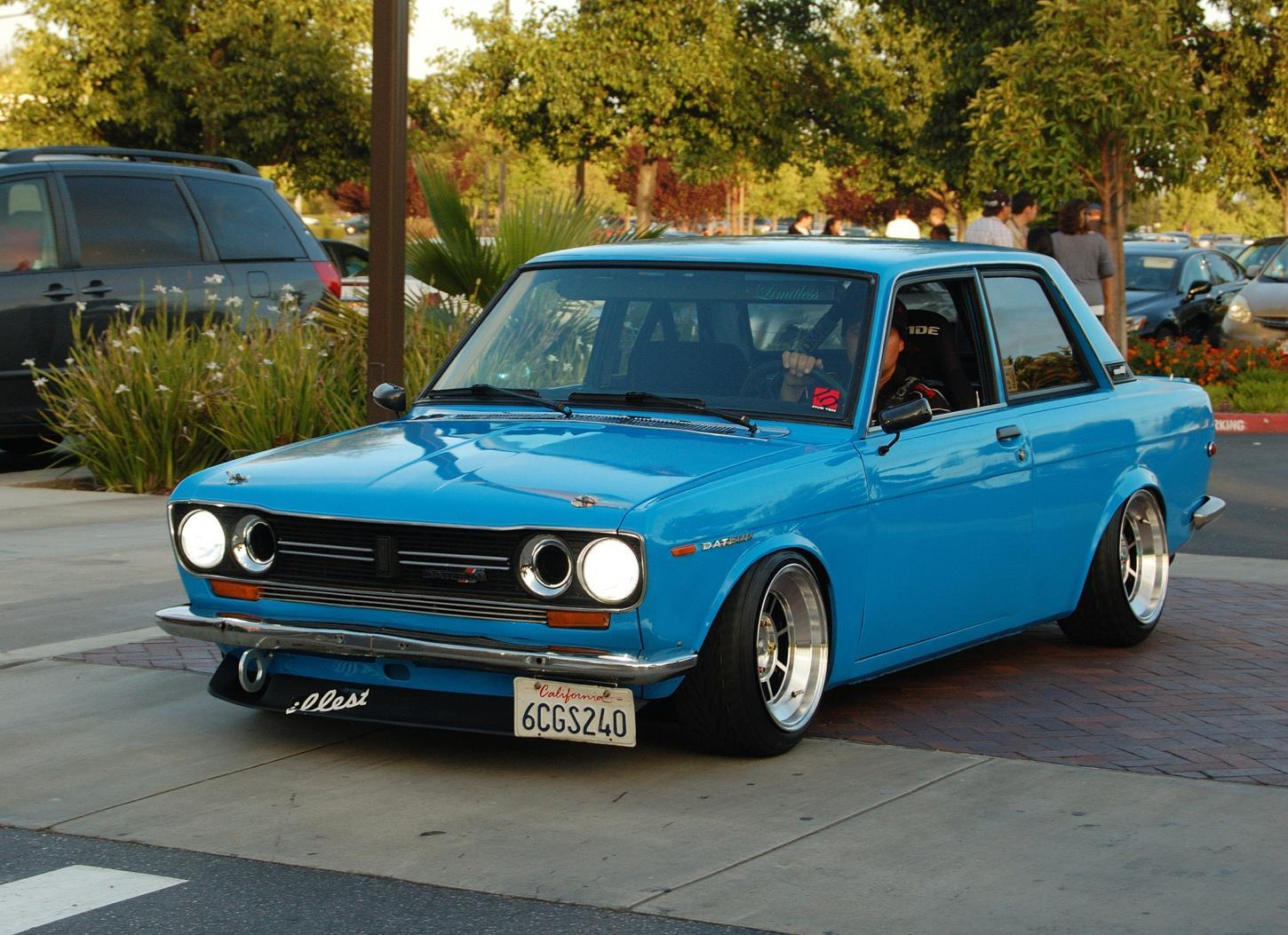 Datsun 510 Wallpapers 1450x1053