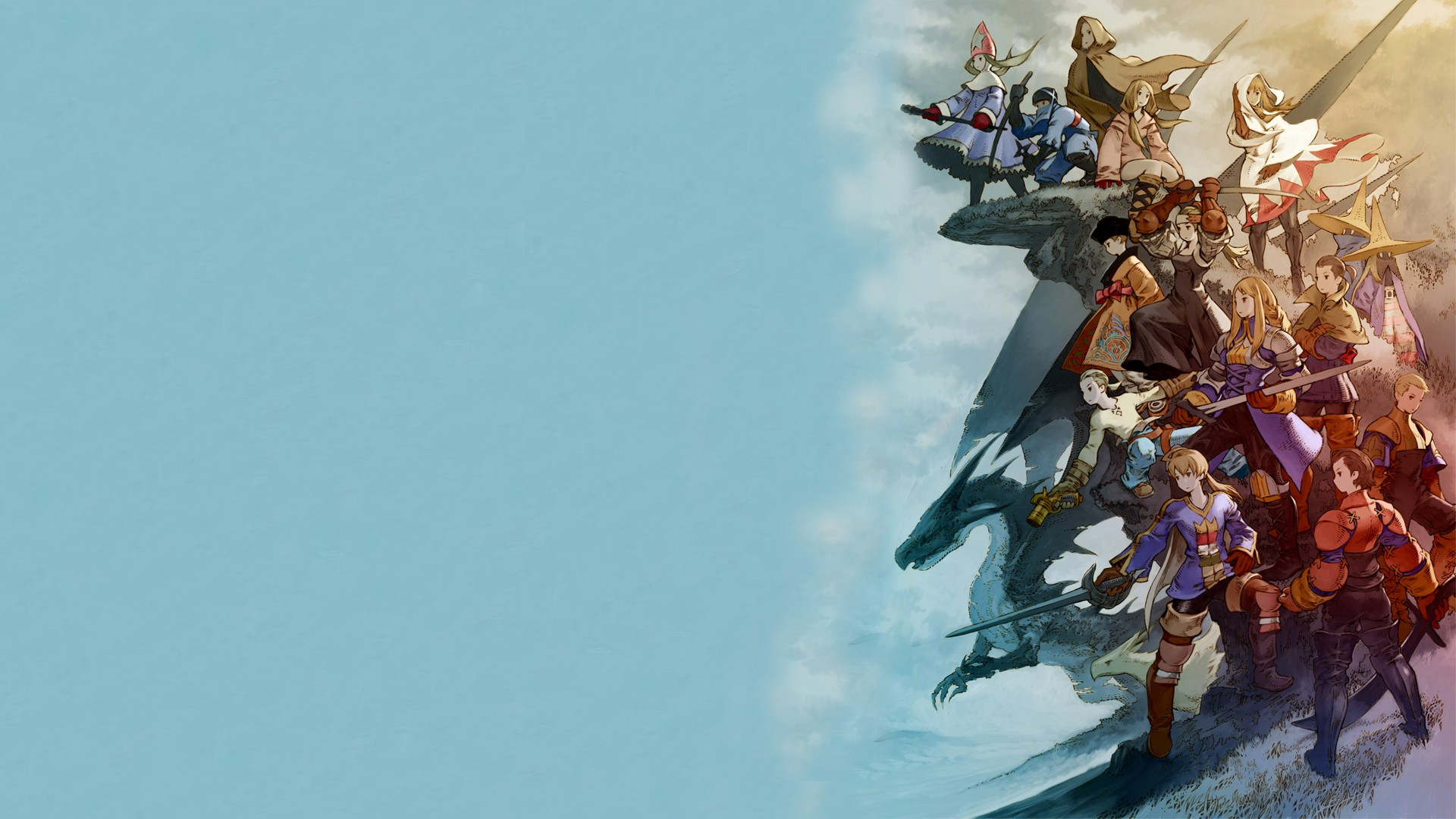 Final Fantasy Iphone Wallpaper 1920x1080