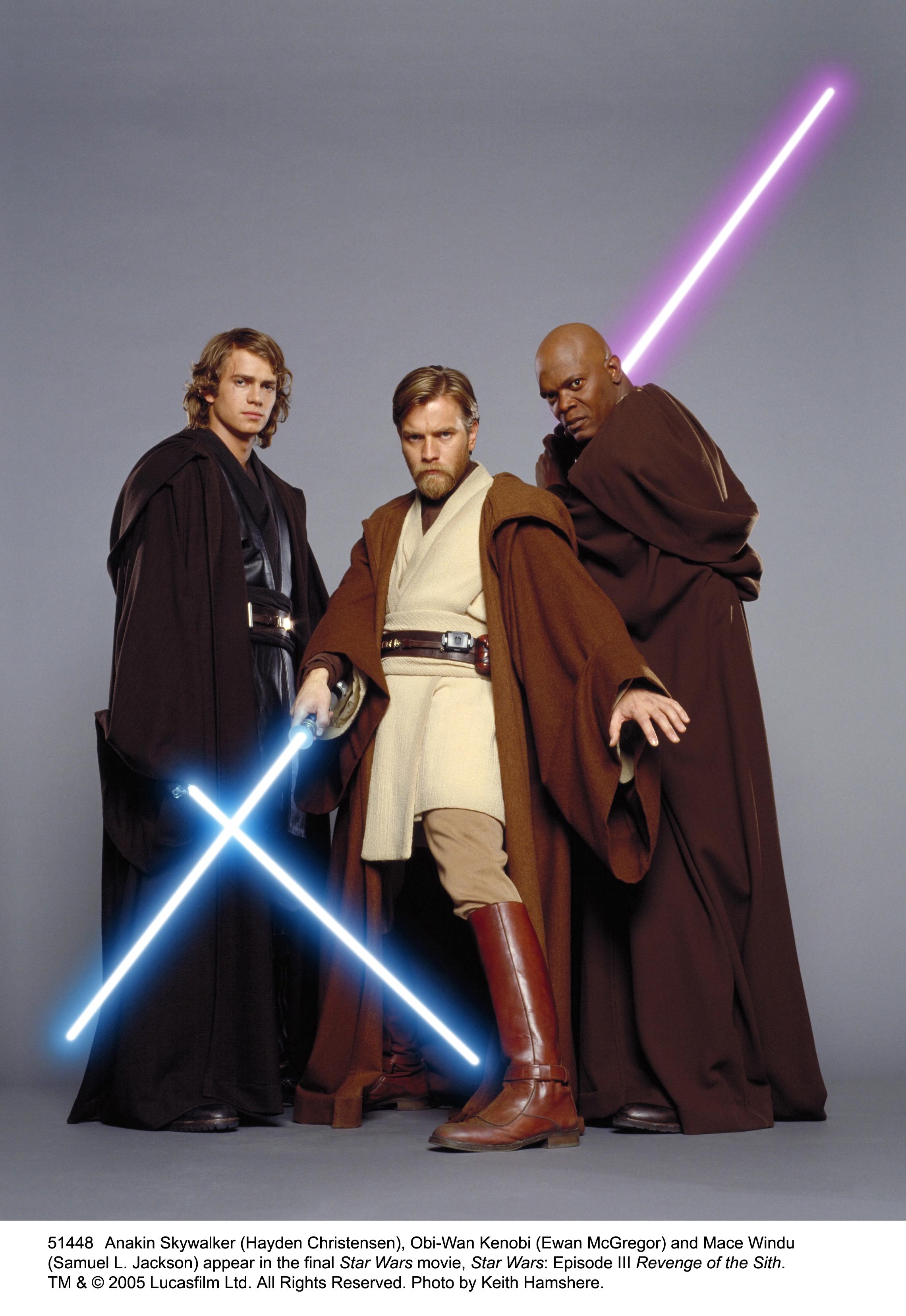 star wars ewan mcgregor samuel l jackson anakin skywalker hayden 2281x3312