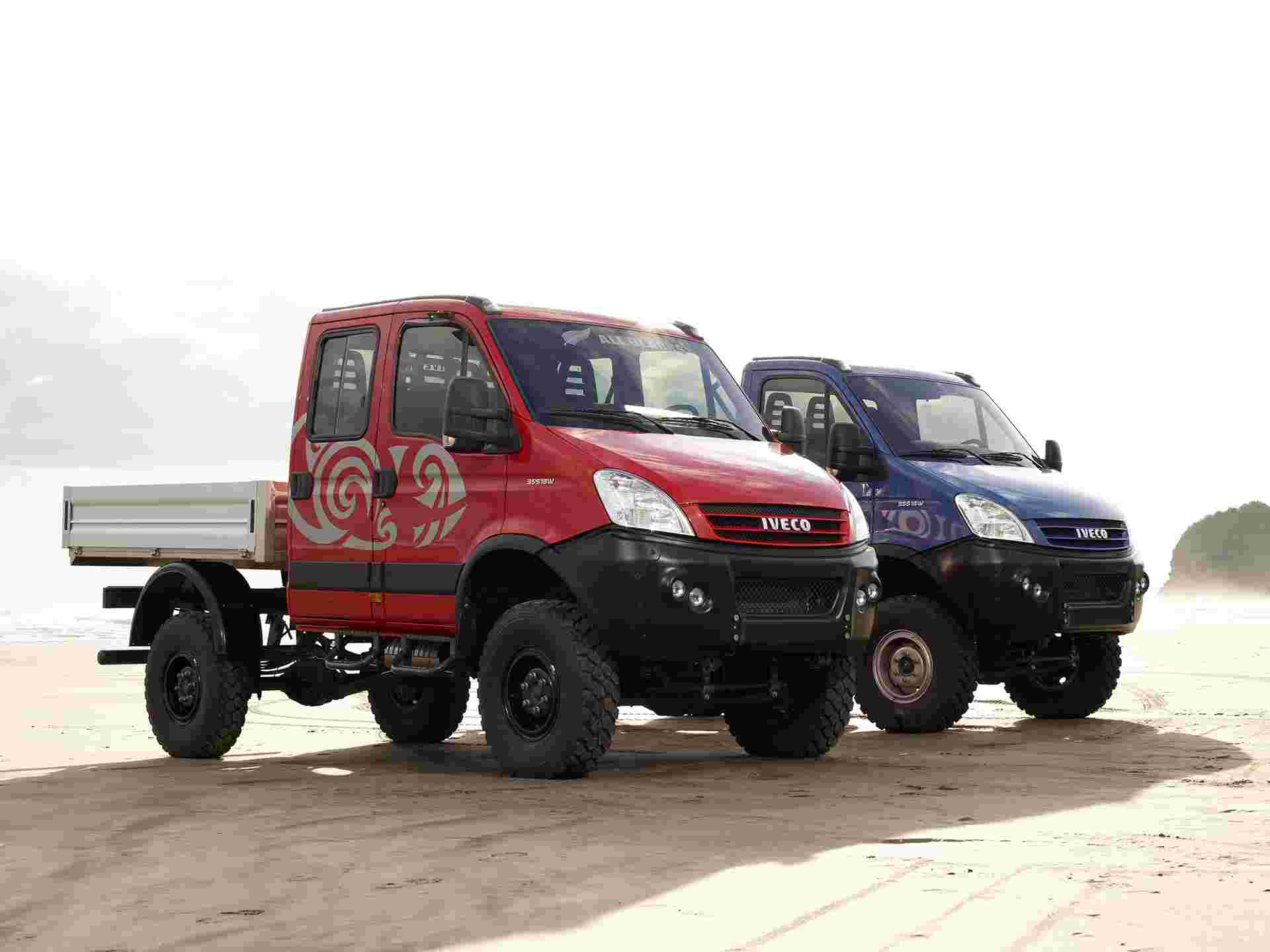 Daily 4x4 03 wallpaper   IVECO   Trucks Buses   Wallpaper Collection 1920x1440