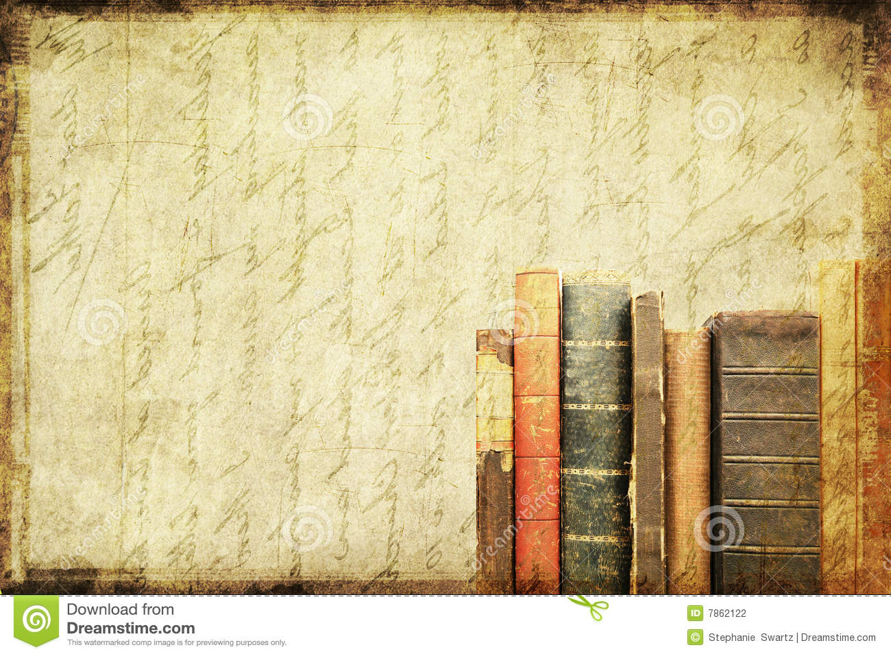 Old Books Wallpaper Wallpapersafari
