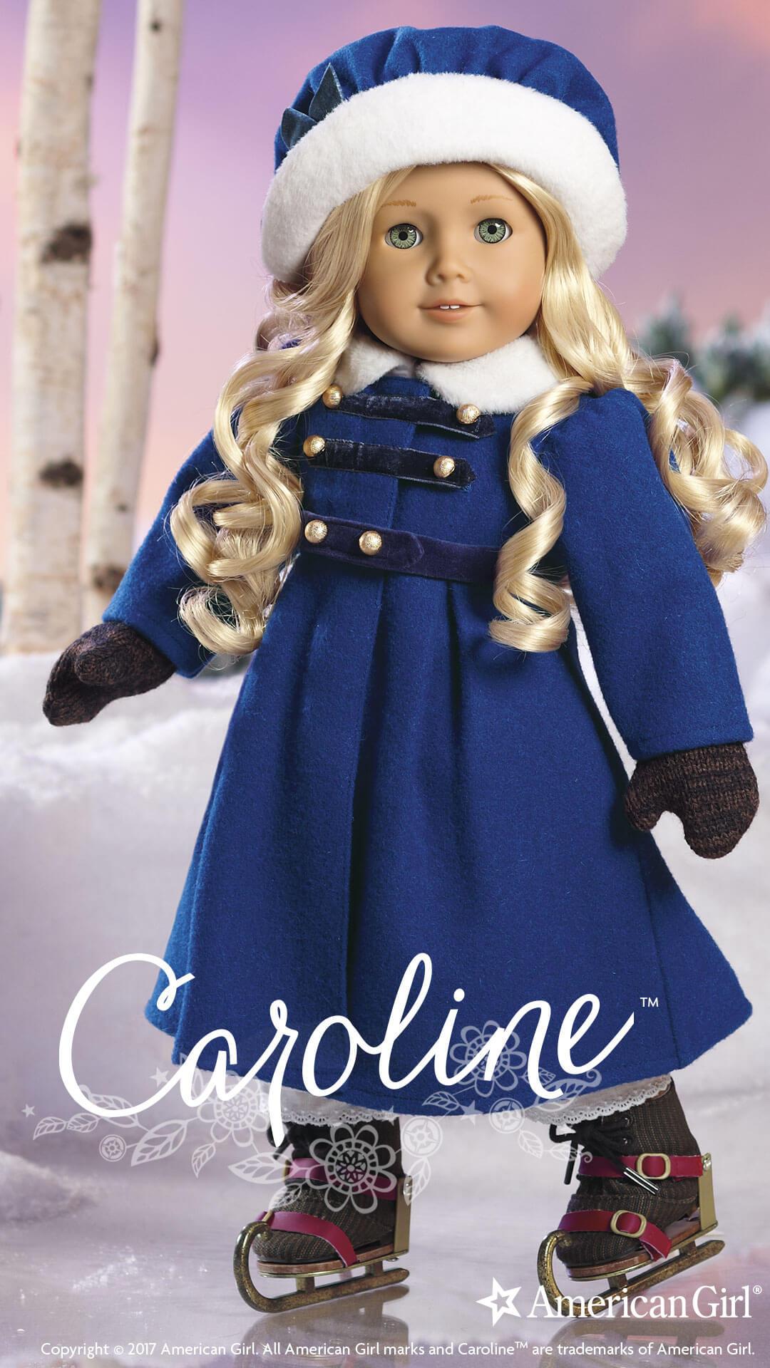 Caroline Abbott 1812 BeForever Play at American Girl 1080x1920