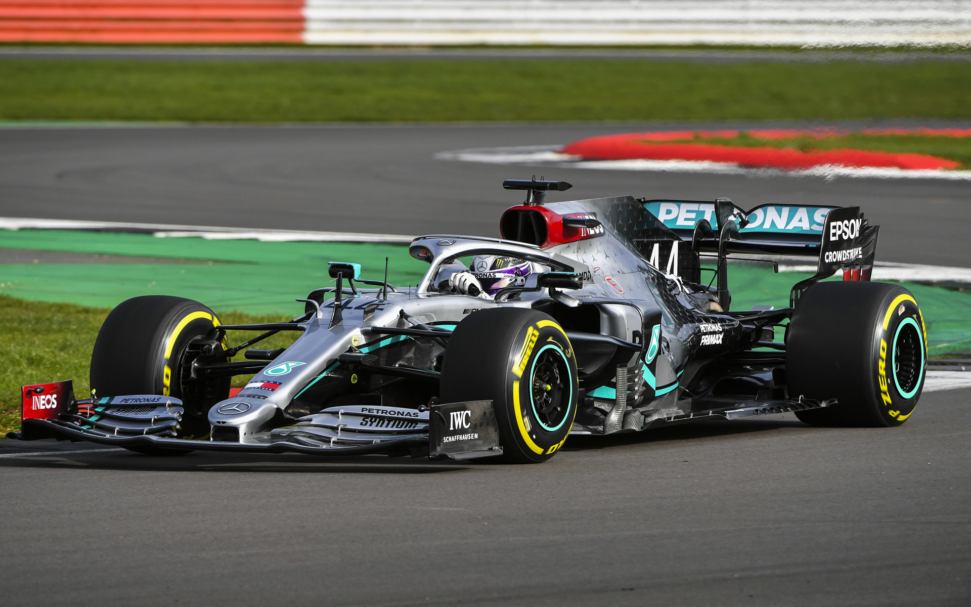 2020 Mercedes AMG F1 W11 EQ Performance   Wallpapers and HD Images 1920x1200