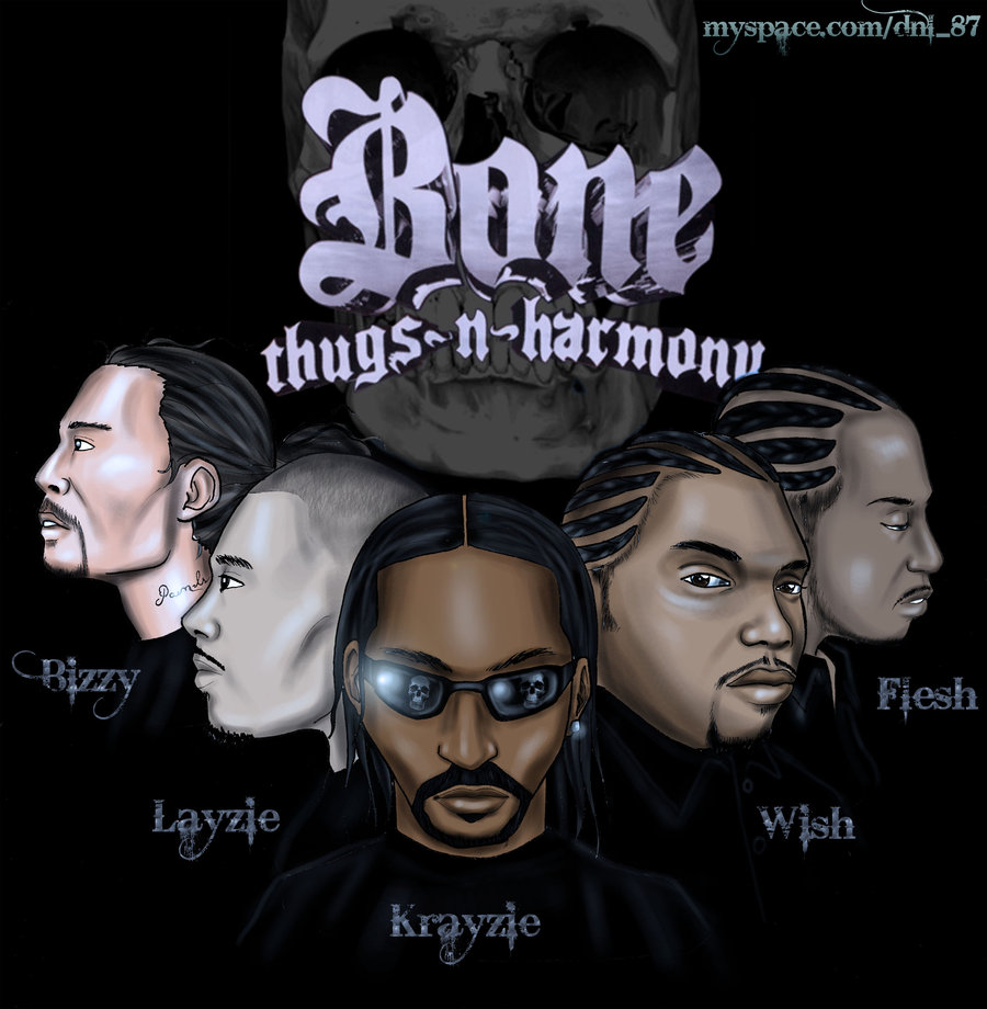 bone thugs n harmony myspace layouts video 900x920