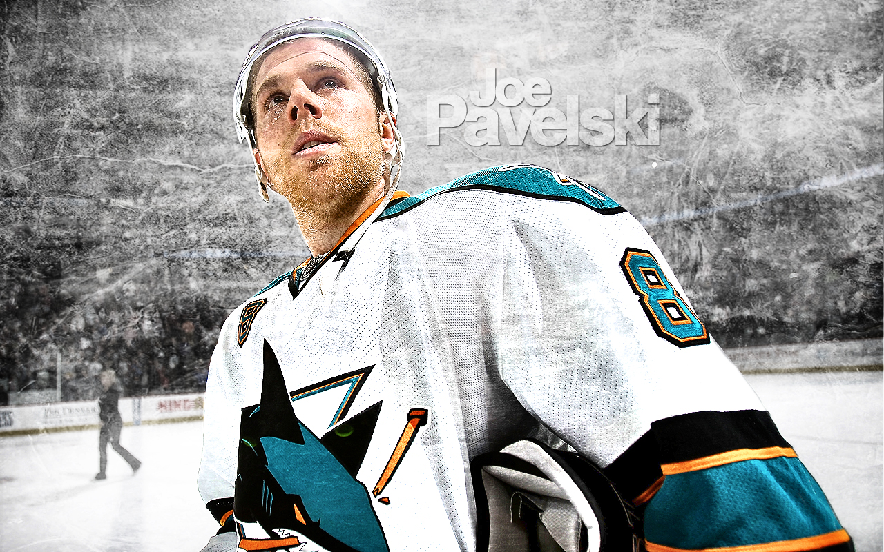 Joe Pavelski Wallpaper by XxBMW85xX 1280x800