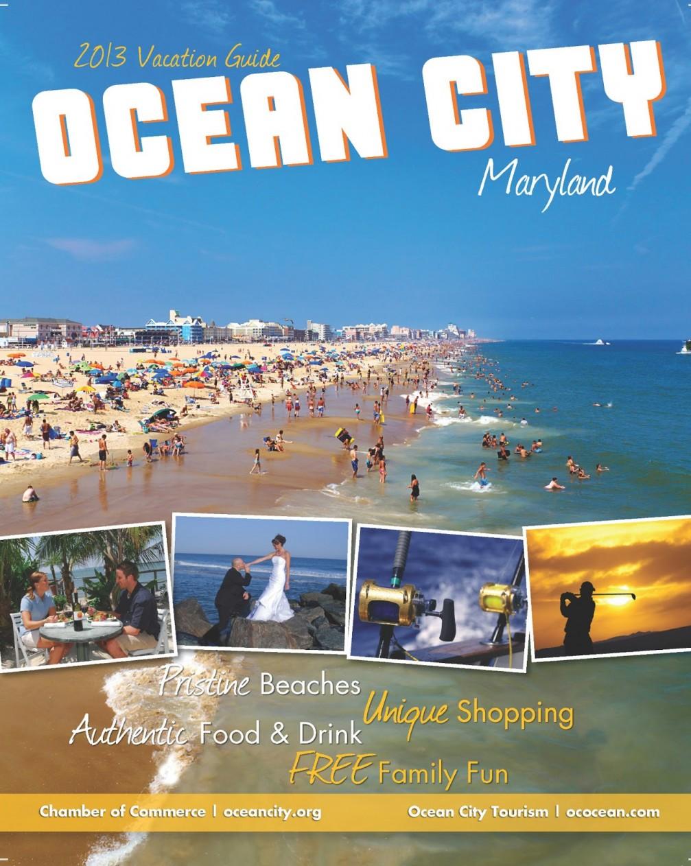 ocean city desktop wallpaper