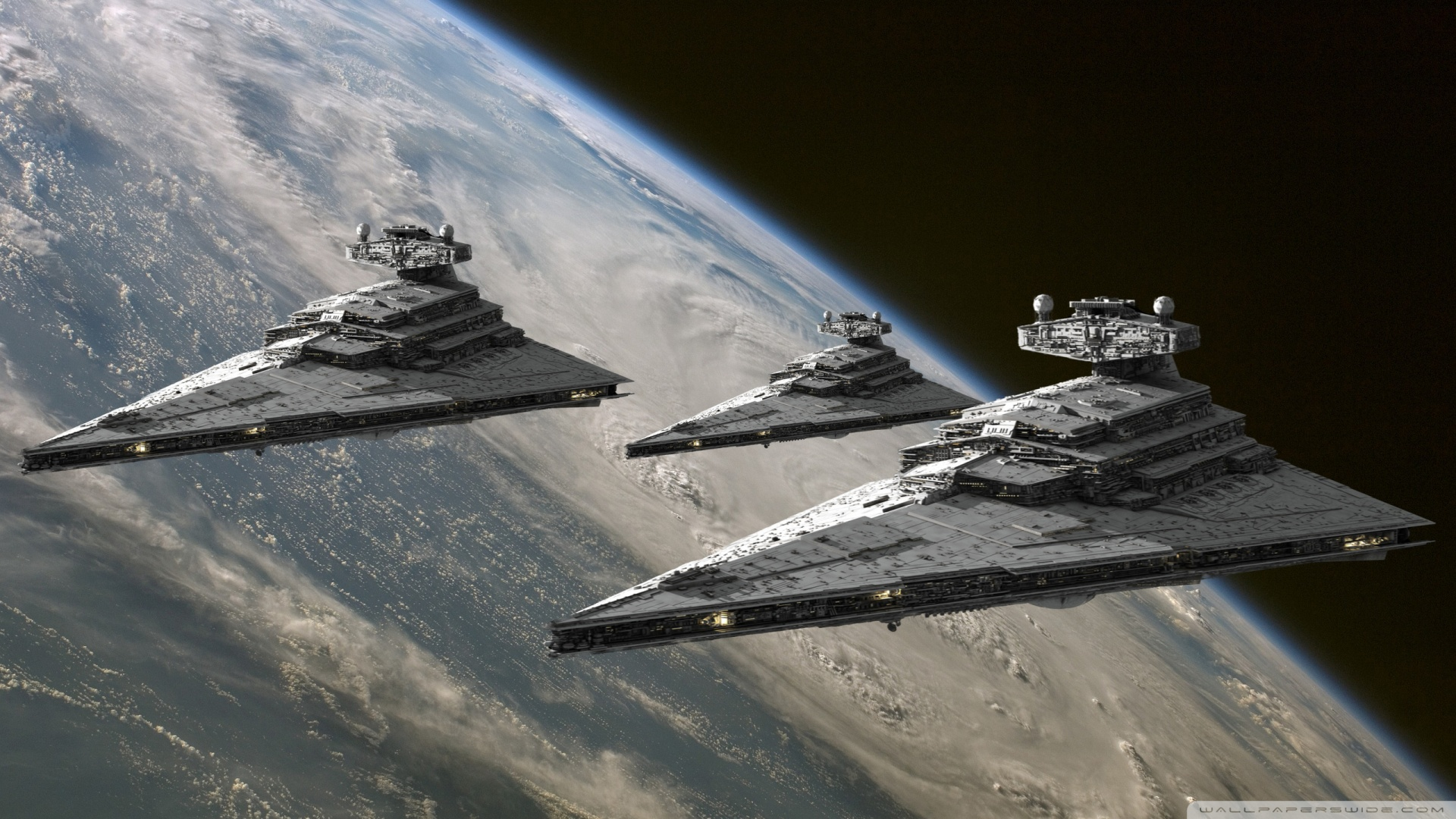 Star Wars Imperial Space Ships 1920x1080 HD Wallpaper Movies 1920x1080