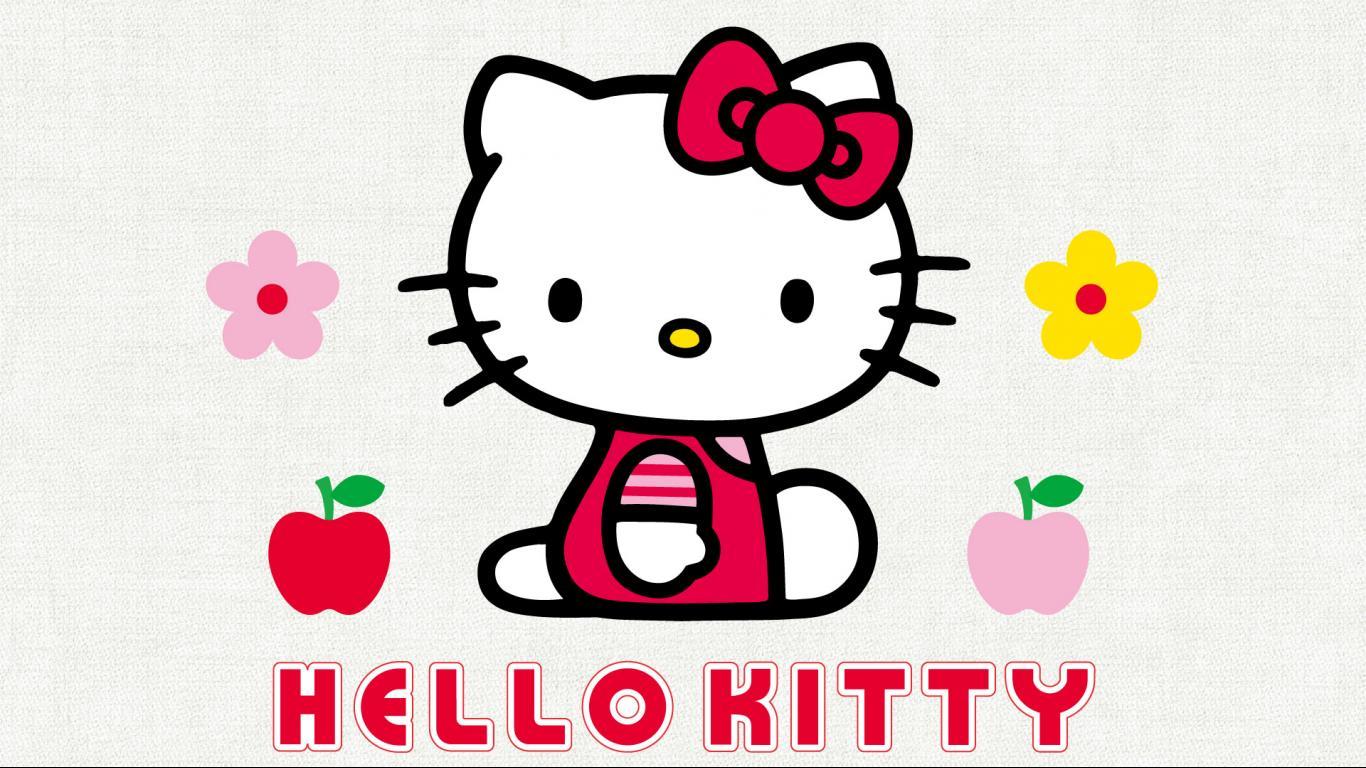 Hello Kitty Computer Backgrounds - WallpaperSafari  Hello Kitty Com...