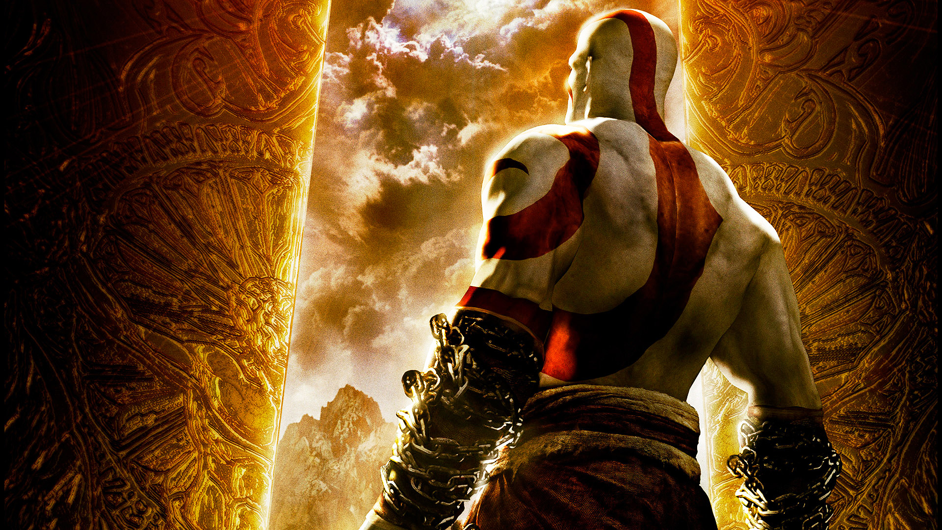 Free Download Games Wallpapers God Of War 3 Wallpaper Kratos