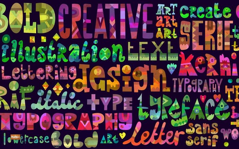 design illustrative lettering 1920x1200 wallpaper Design Wallpaper 800x500