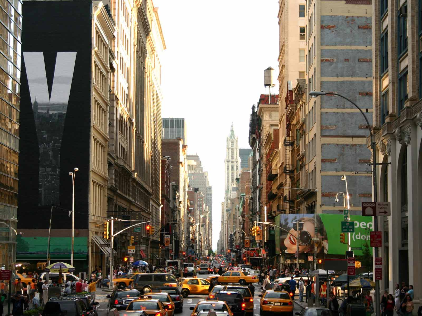 New York Streets Desktop Wallpaper High Quality WallpapersWallpaper 1600x1200