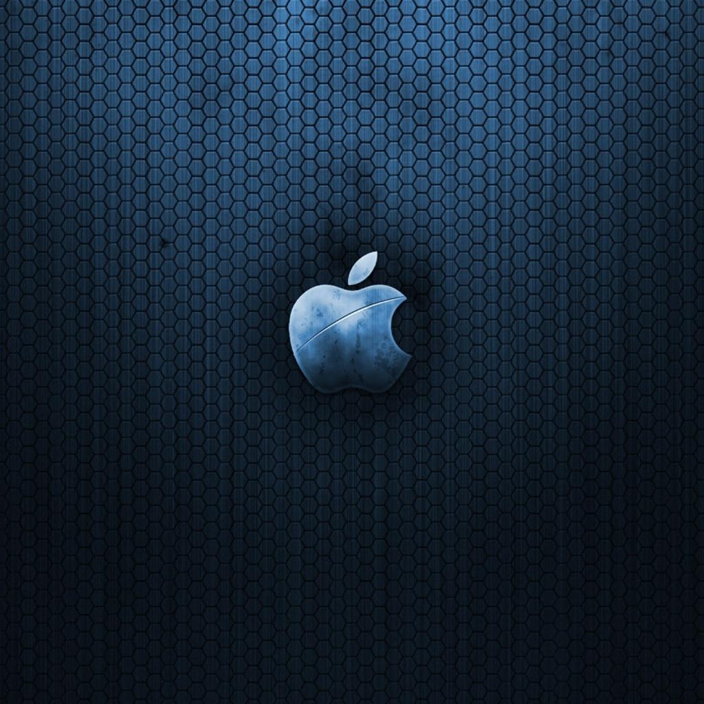 iPad Backgrounds Iron Apple iPad Wallpapers 1024x1024