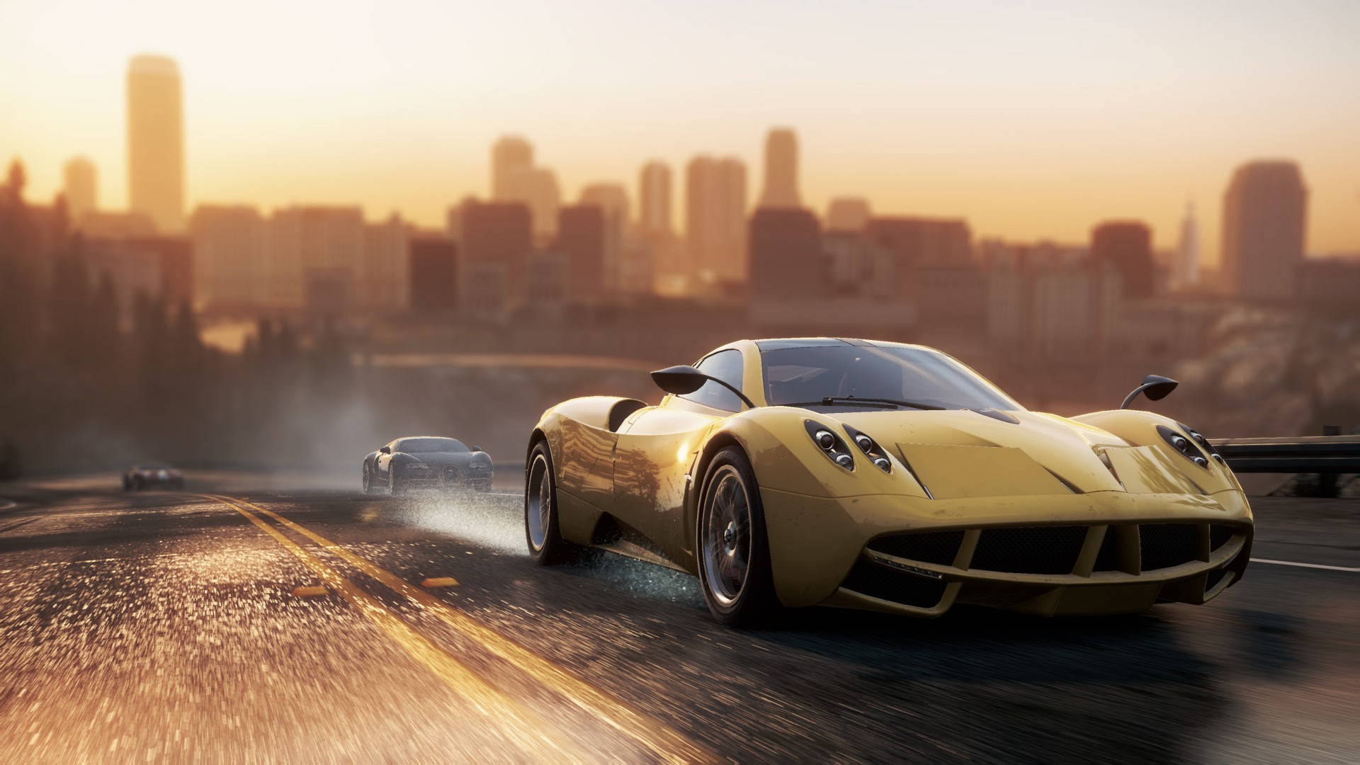 Download Pagani Huayra Speed Most Wanted Cars 1080p High Definition 1920x1080