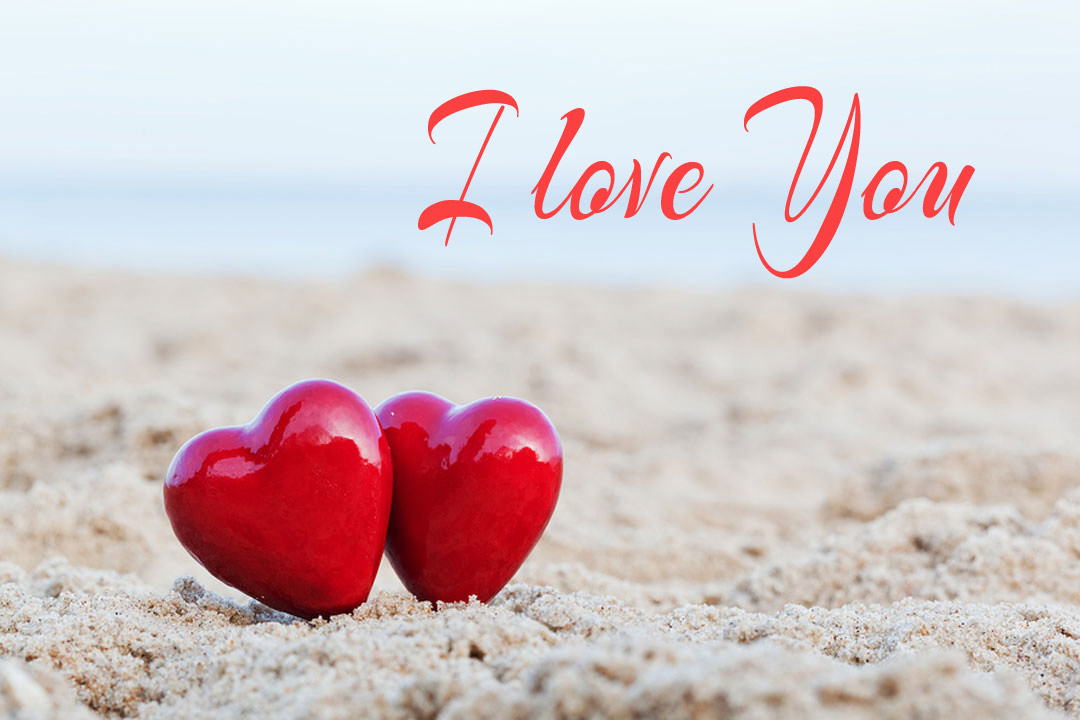 Beautiful Heart Wallpapers That Say I Love You HD Images 1080x720