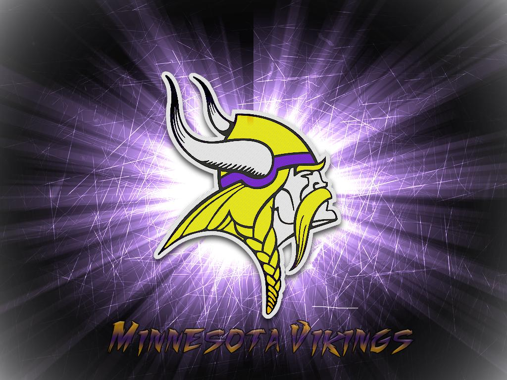 Vikings Logo Wallpapers 1024x768