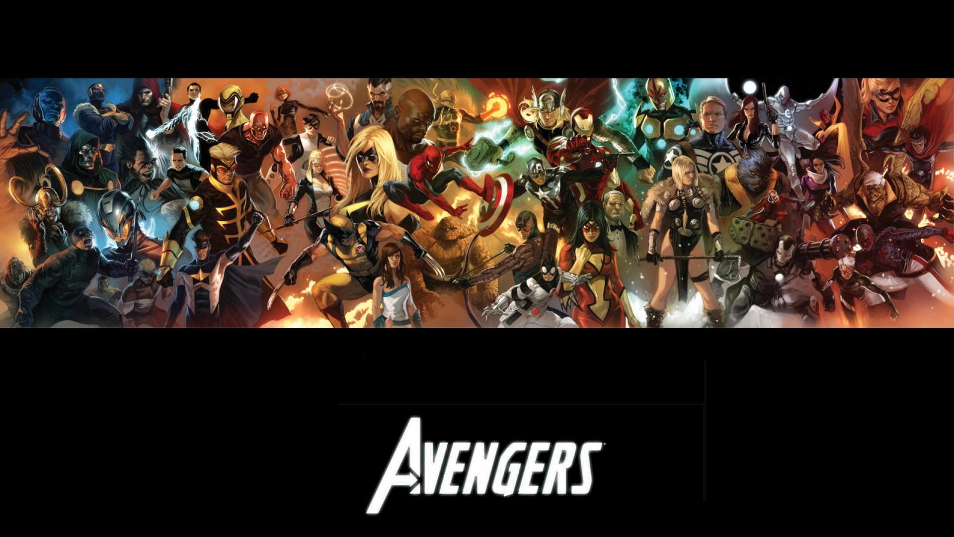 11 Best Hd Wallpapers From The Marvel Universe That You: Avengers HD Wallpapers 1080p