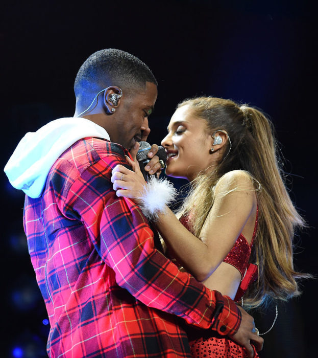 Who Is Dating Ariana Grande 2018