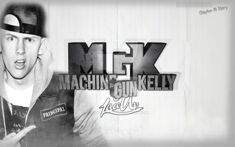 MGK Machine Gun Kelly Lace Up by StoryDesigns 900x563