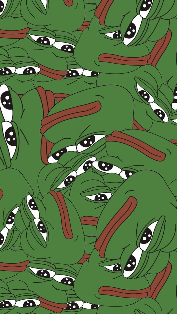 meme pepe tumblr wallpaper pepe the frog   image 3374365 by 610x1082