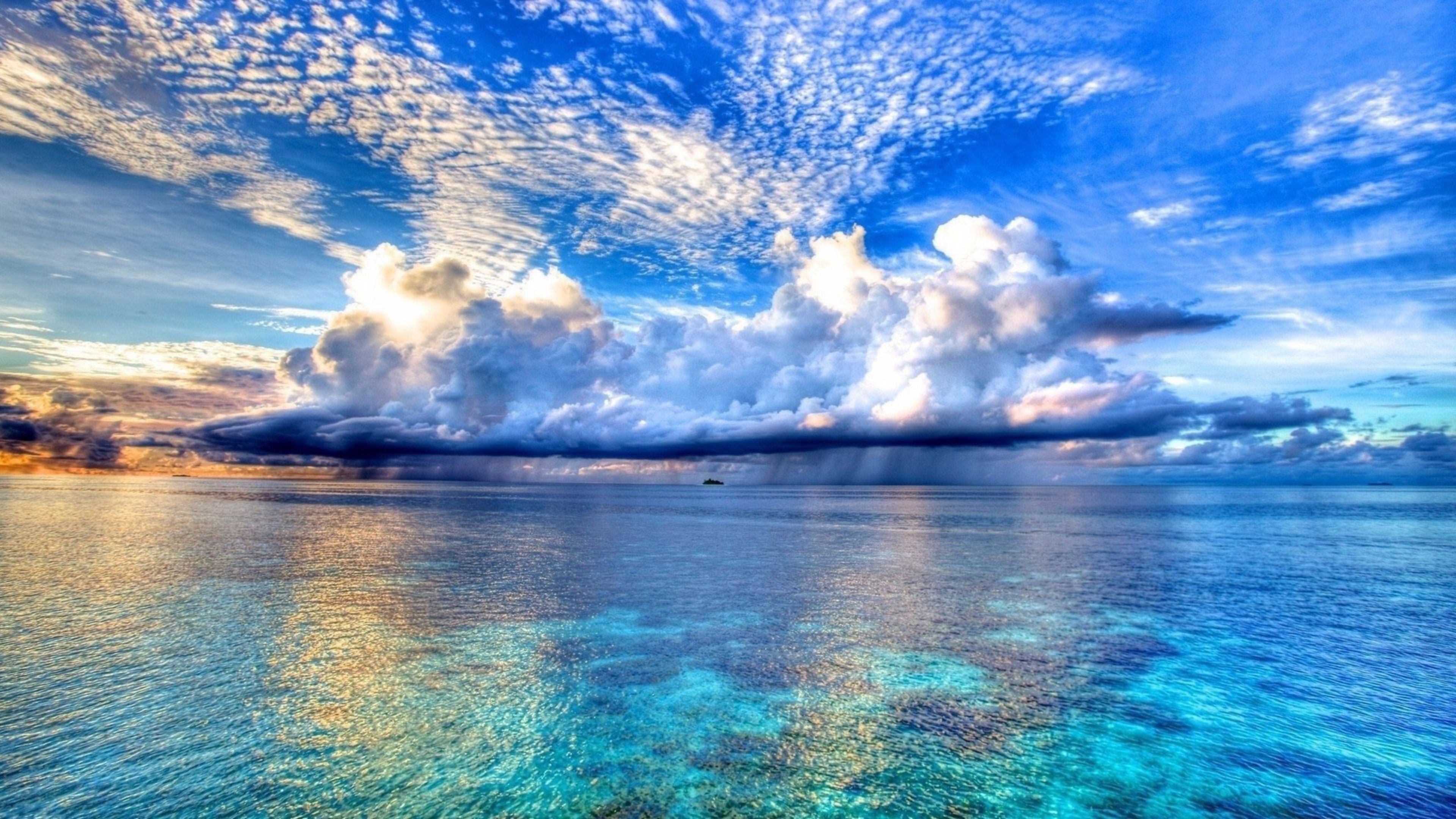 Best Blue Water Lagoon 4K Wallpaper 4K Wallpaper 3840x2160