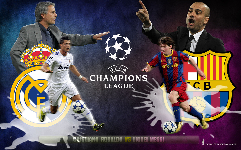 Best Messi VS Ronaldo WallpapersComputer Wallpaper Wallpaper 1440x900