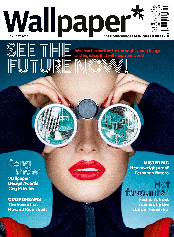 Wallpaper Magazine January 2013 Next Generation 2112x2880