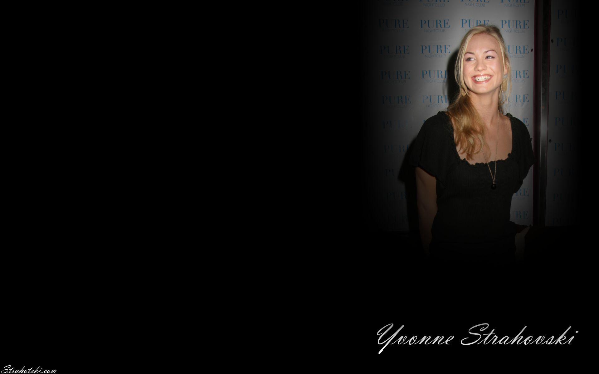 Yvonne Strahovski Wallpapers HD 1920x1200