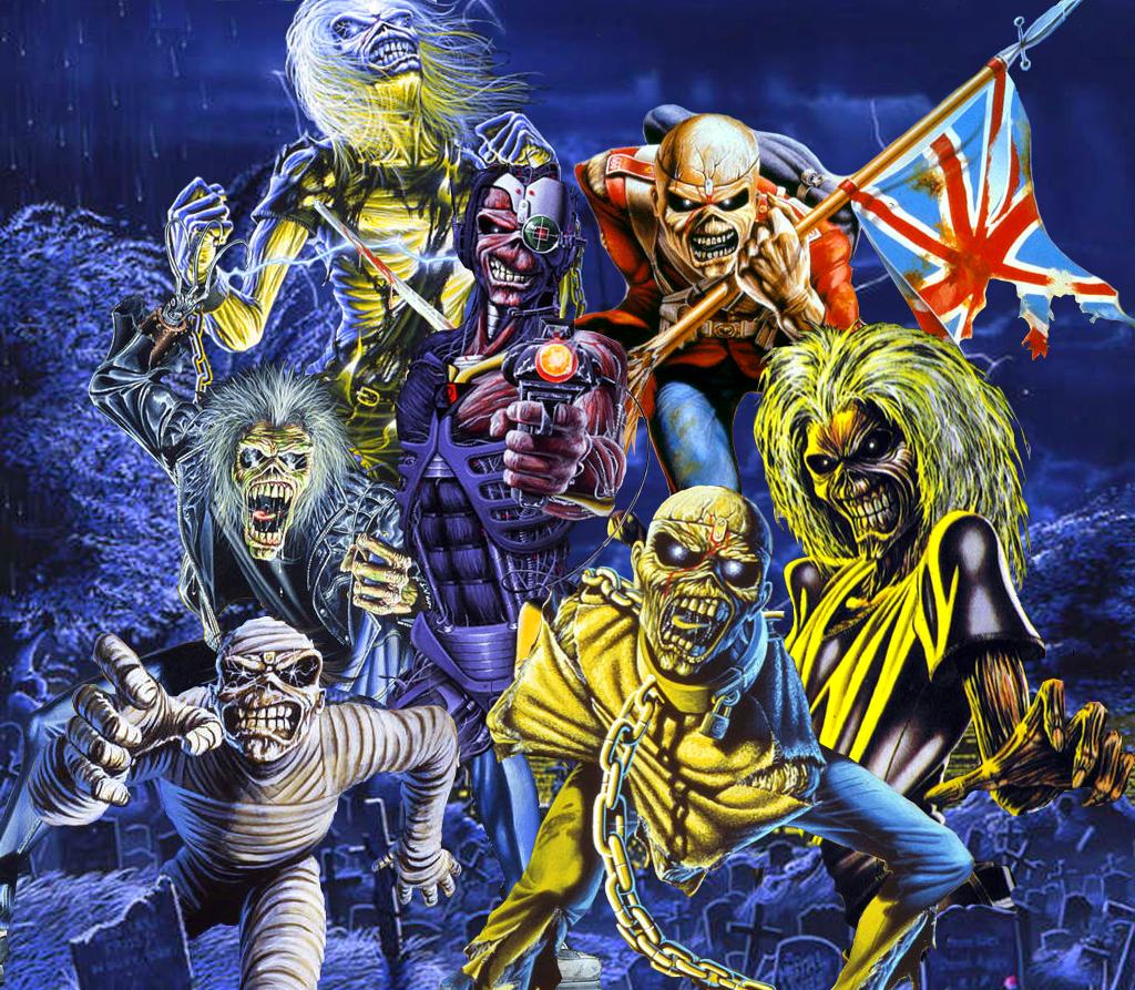 Wallpaper Iphone Iron Maiden: Iron Maiden IPhone Wallpaper