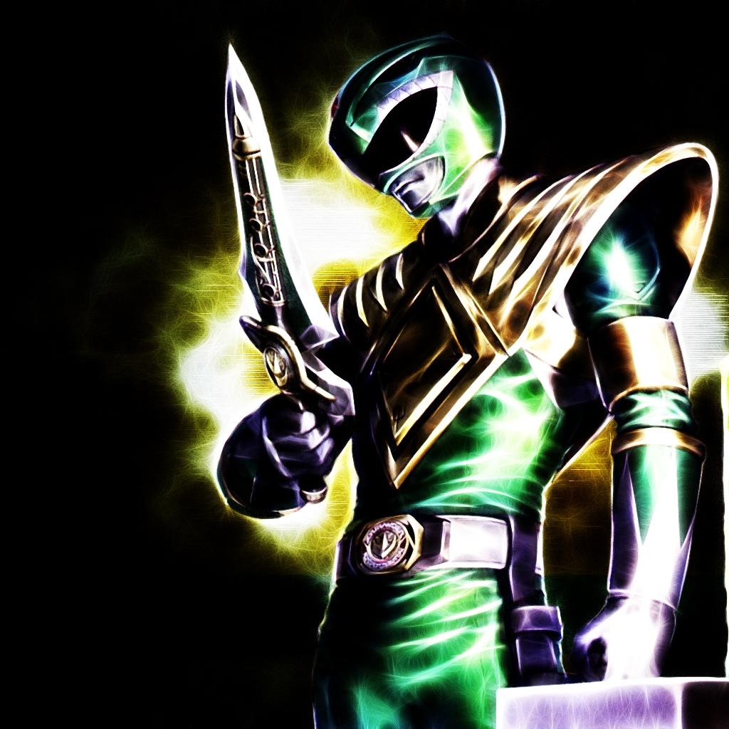 Mighty Morphin Power Rangers Wallpaper