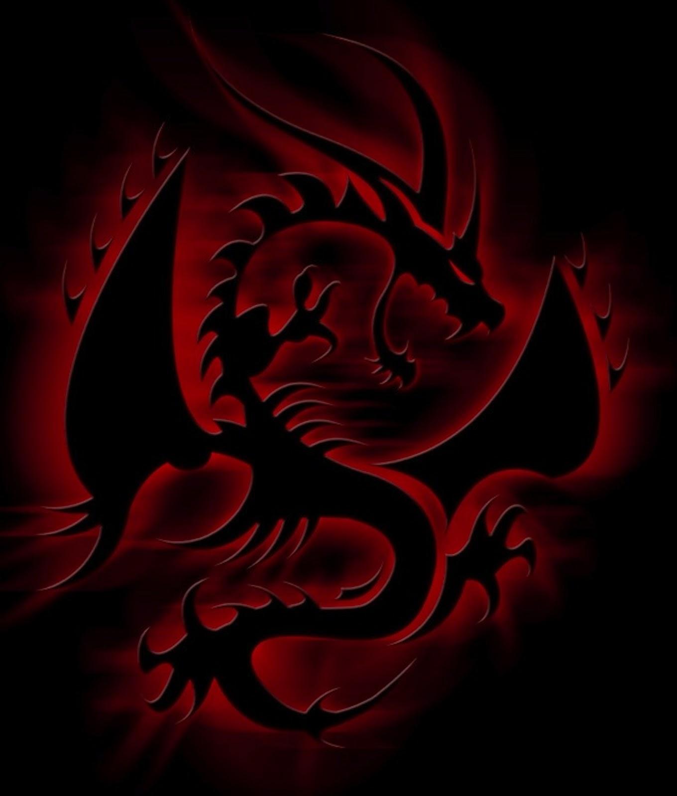 Free Download Black Red Dragon Wallpaper 796zgjpg 1360x1600 For