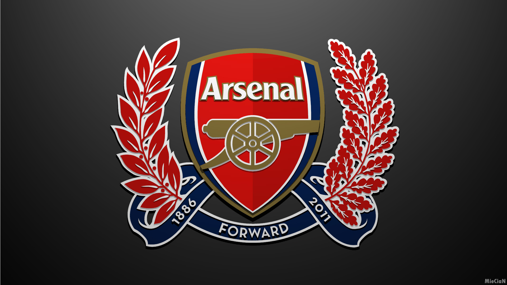 Arsenal FC Wallpaper for Iphone Android Windows 7 8   Hot HD 1920x1080