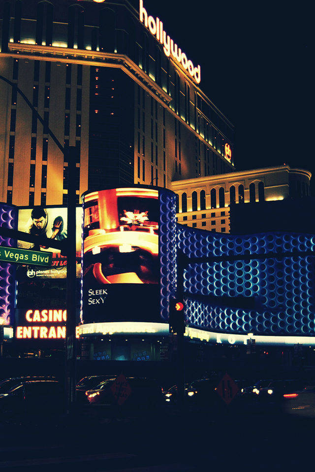 Vegas hollywood wallpaper iphone city download 1446 iPhone 640x960