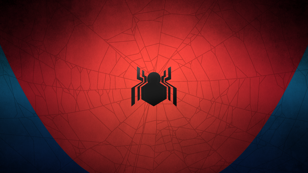 Spider Man Homecoming Wallpaper   Spiderman Homecoming Logo 1024x576