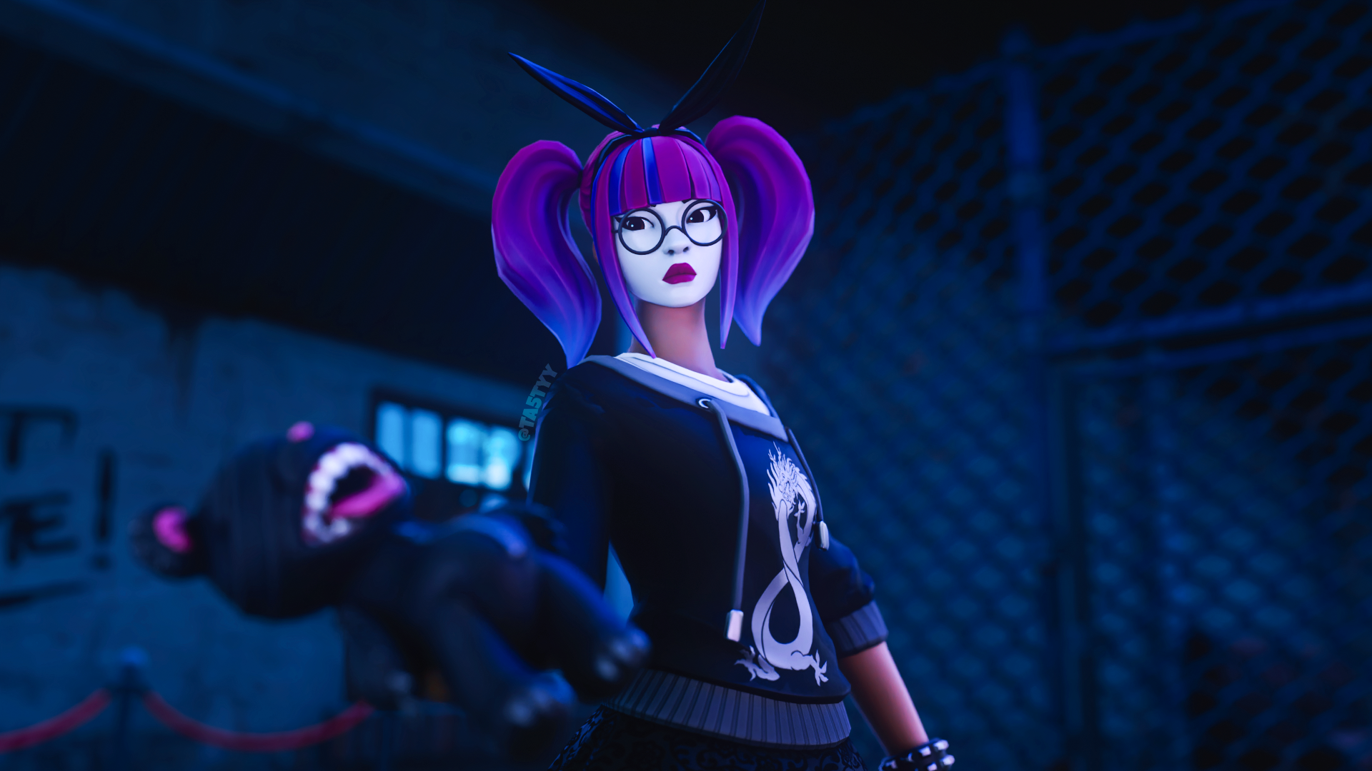 Blender] Lace FortNiteBR 1920x1080