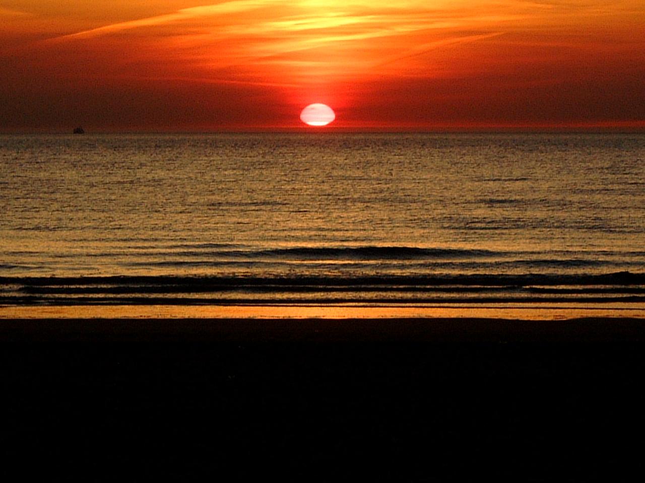 beach sunrise tumblr hd - photo #38