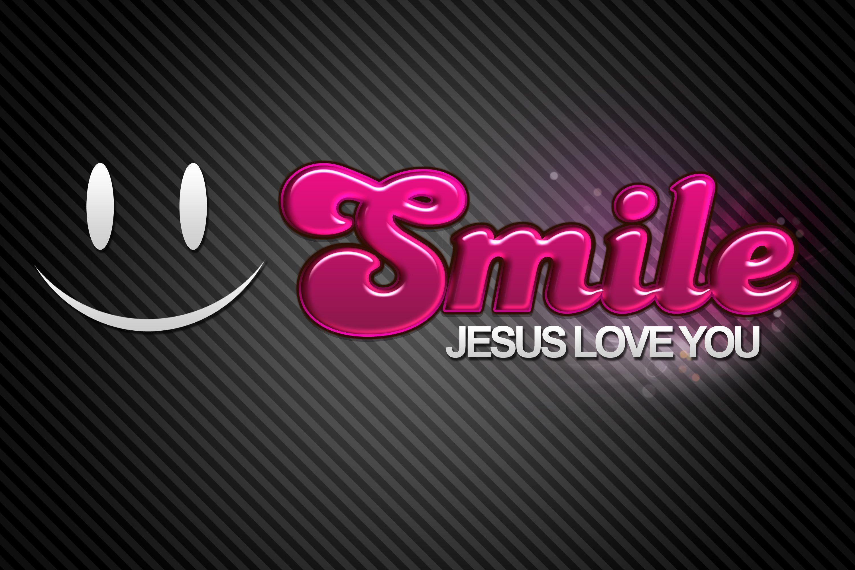 I Love Jesus Wallpapers 3000x1998