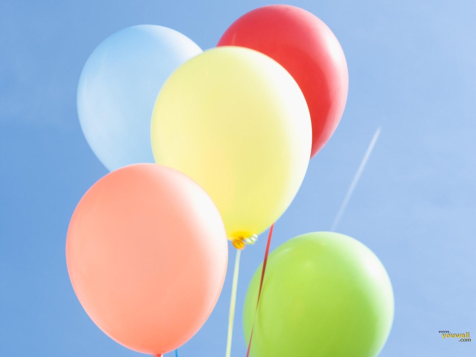 Balloons Wallpaper   wallpaperwallpapersfree wallpaperphotodesktop 1600x1200